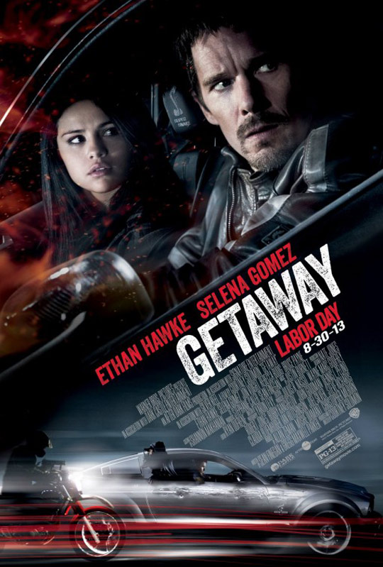 Getaway Poster #2