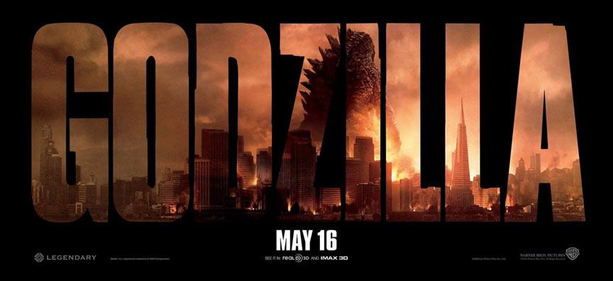 Godzilla Poster #10