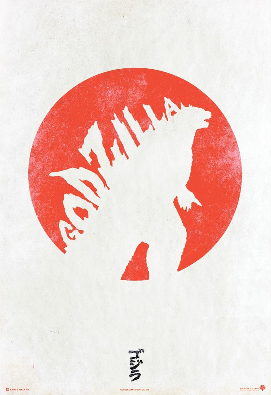 Godzilla Poster #14