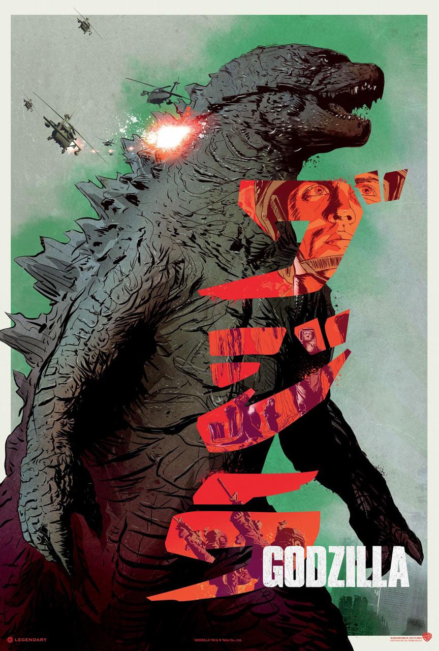 Godzilla Poster #16