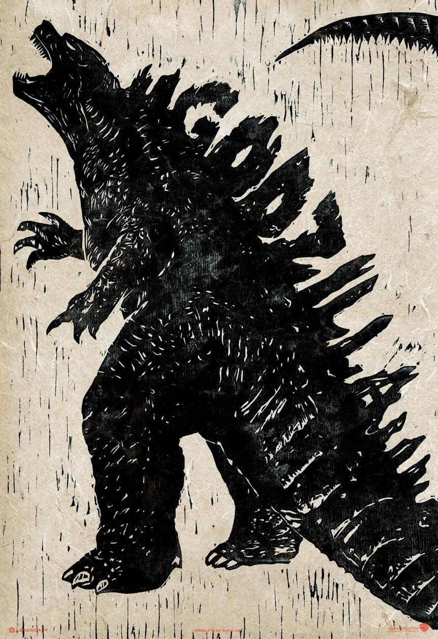 Godzilla Poster #17