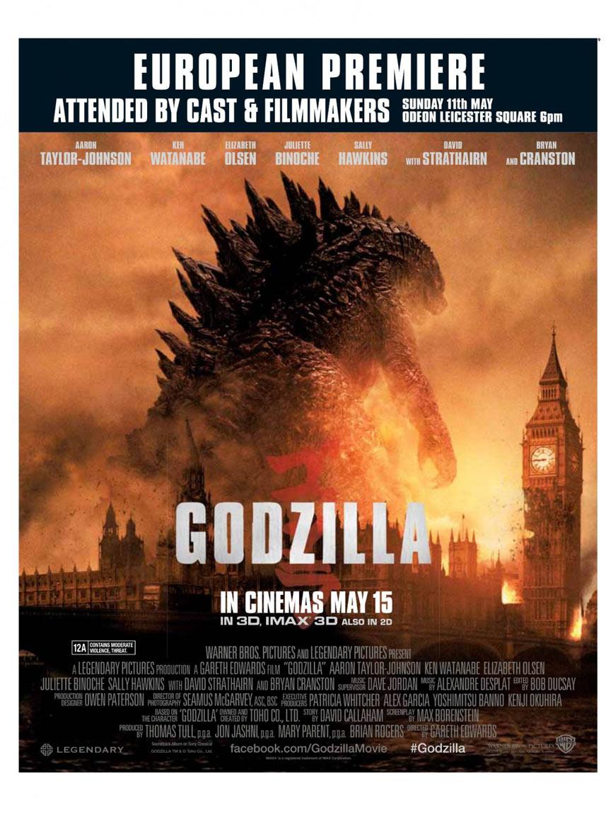 Godzilla Poster #18