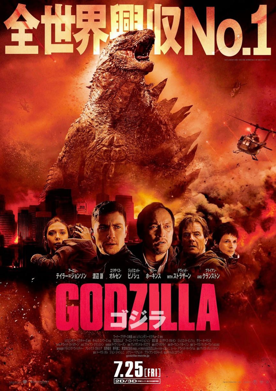 Godzilla Poster #23