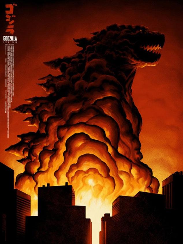 Godzilla Poster #5