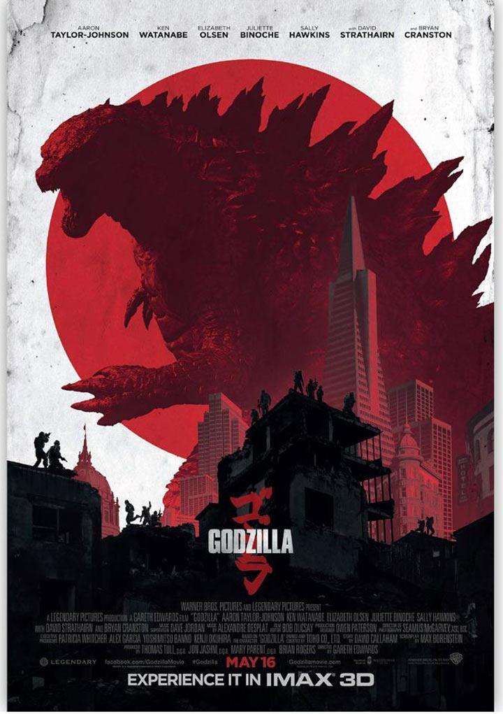 Godzilla Poster #6