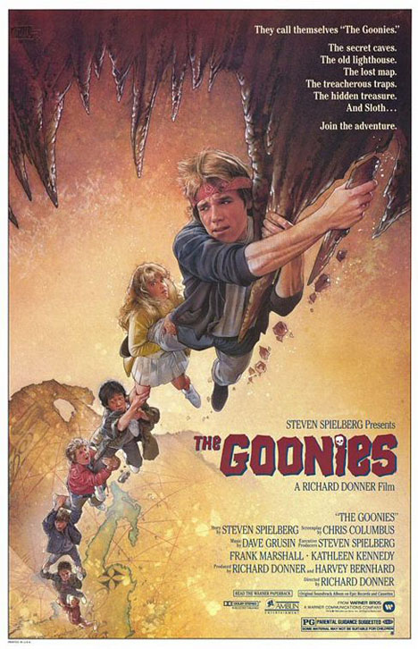 The Goonies Poster #1