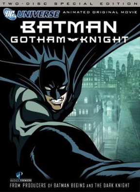 Batman: Gotham Knight Poster #1