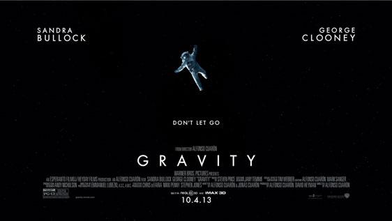 Gravity Poster #2