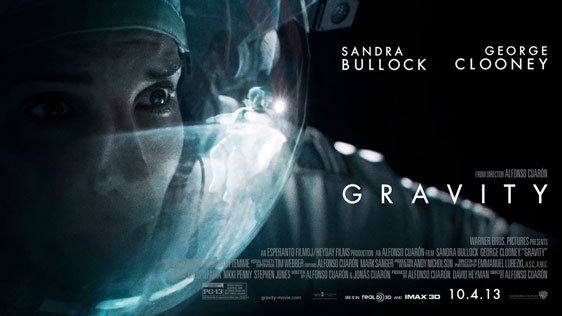 Gravity Poster #3