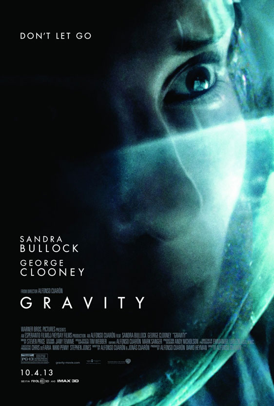 Gravity Poster #6