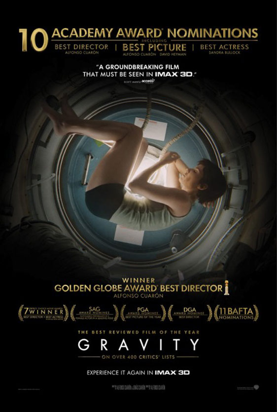 Gravity Poster #7