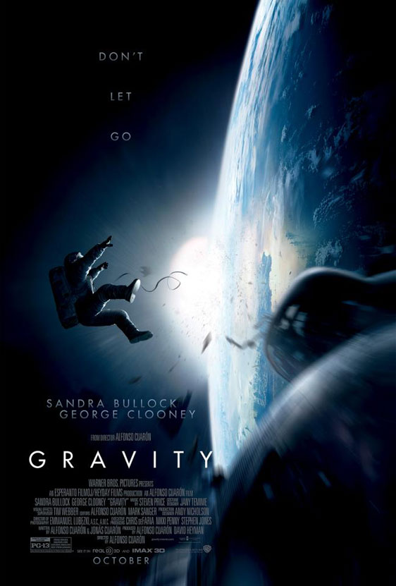 Gravity Poster #1