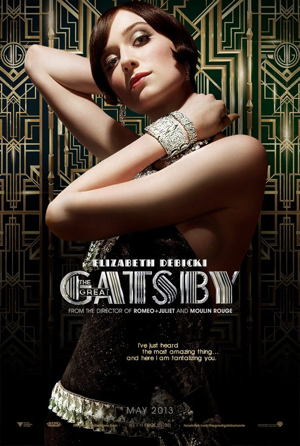 The Great Gatsby Poster #4