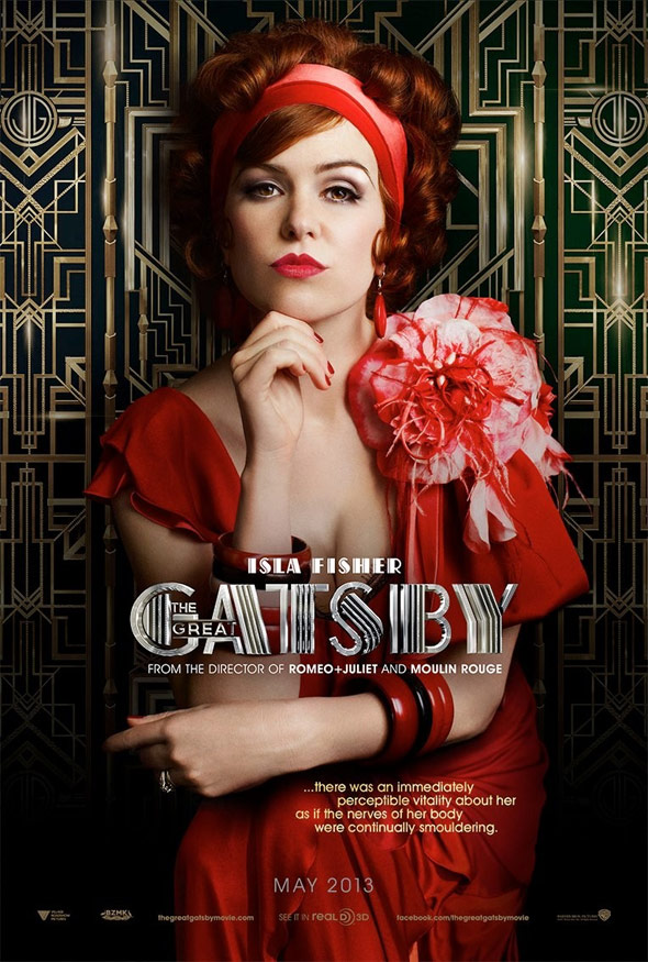 The Great Gatsby Poster #7