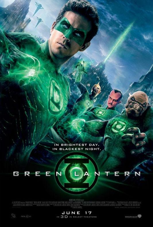 Green Lantern Poster #10