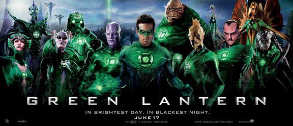 Green Lantern Poster #12