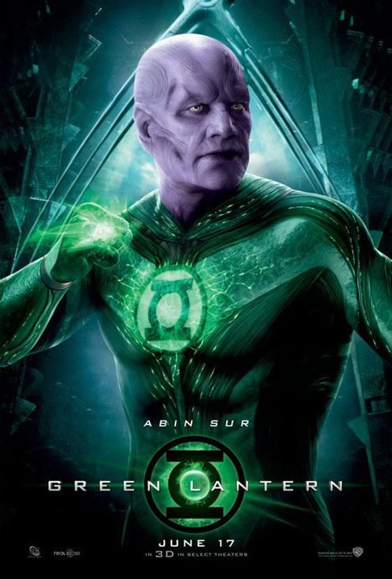 Green Lantern Poster #16