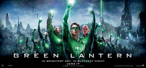 Green Lantern Poster #17