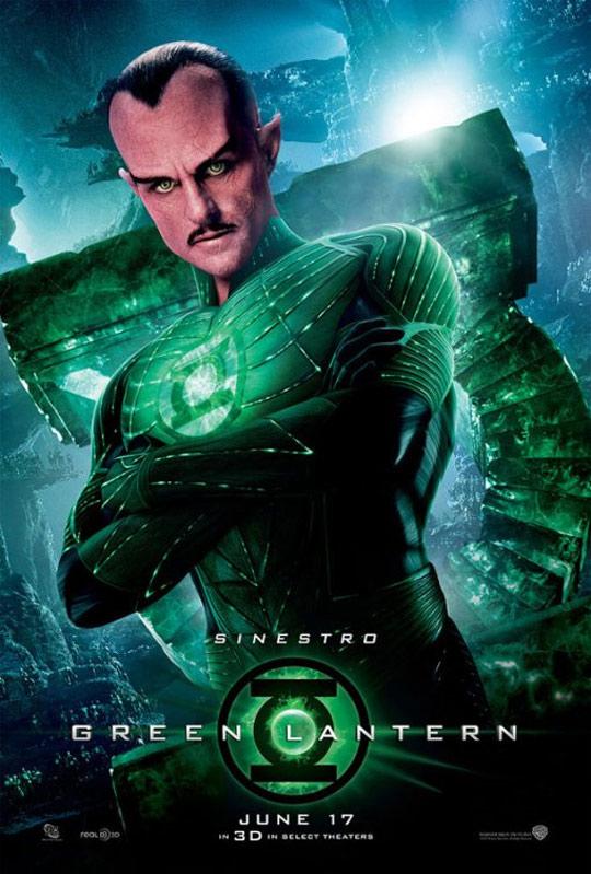 Green Lantern Poster #8