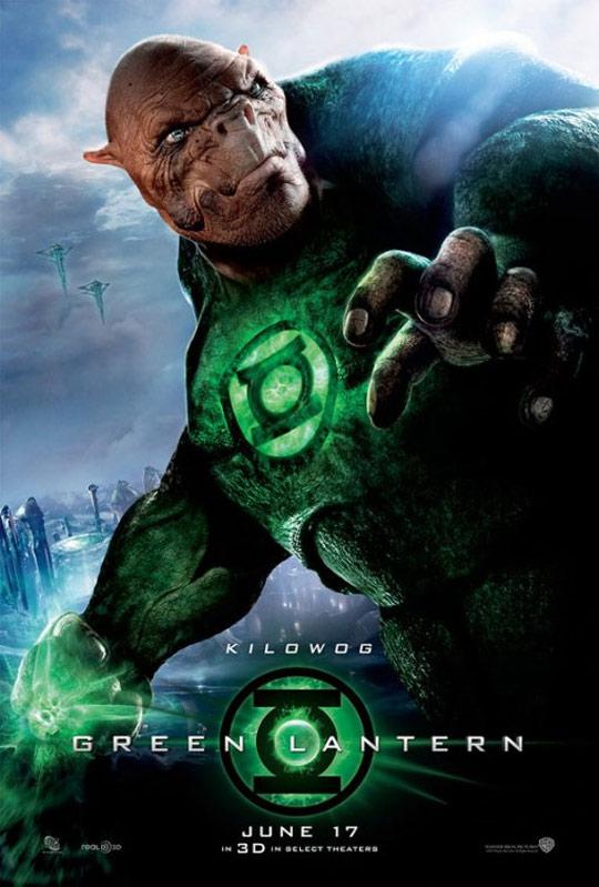 Green Lantern Poster #9