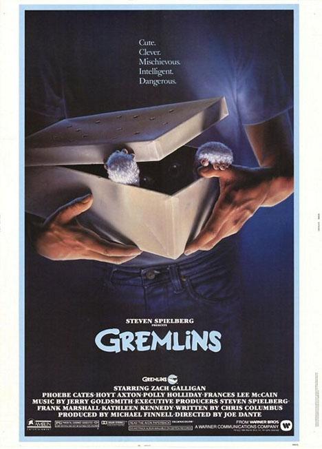 Gremlins Poster #1