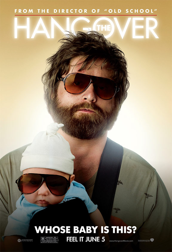 The Hangover Poster #4