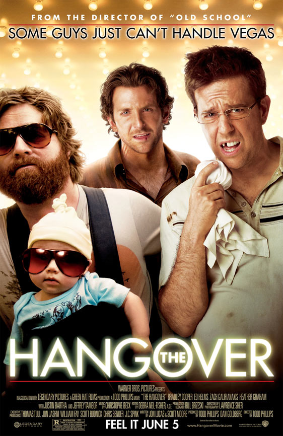 The Hangover Poster #1