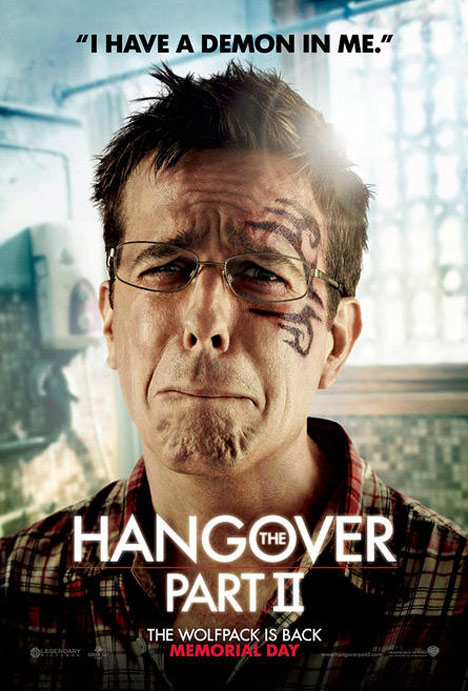 The Hangover Part II Poster #5