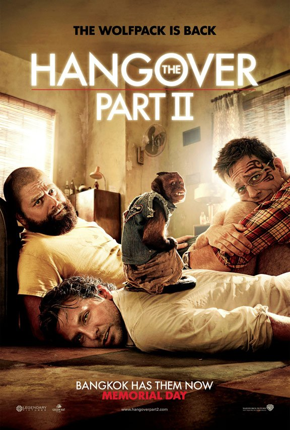 The Hangover Part II Poster #1