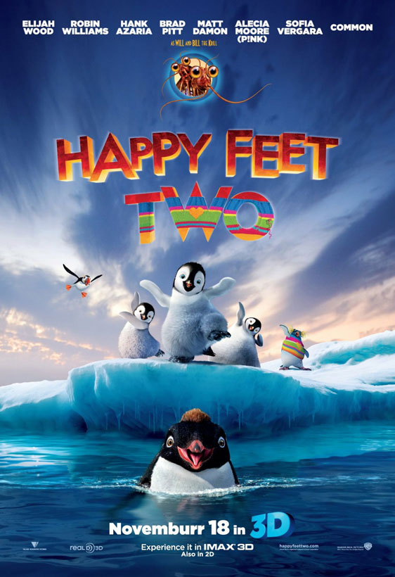 Happy Feet Two Poster #7
