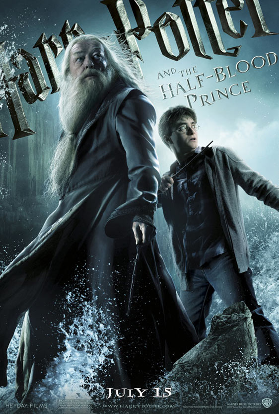 Harry Potter and the Half-Blood Prince Poster #12