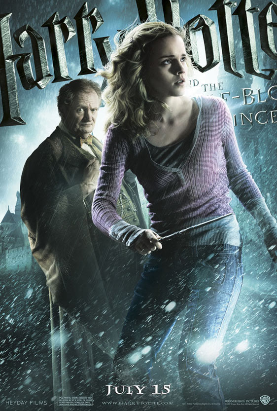 Harry Potter and the Half-Blood Prince Poster #13
