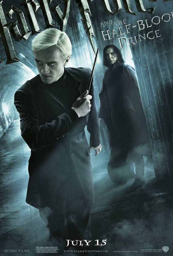Harry Potter and the Half-Blood Prince Poster #14