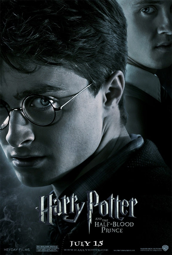 Harry Potter and the Half-Blood Prince Poster #17