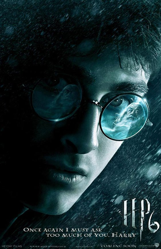 Harry Potter and the Half-Blood Prince Poster #2