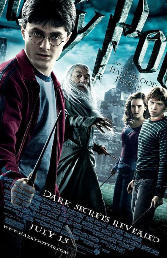 Harry Potter and the Half-Blood Prince Poster #20