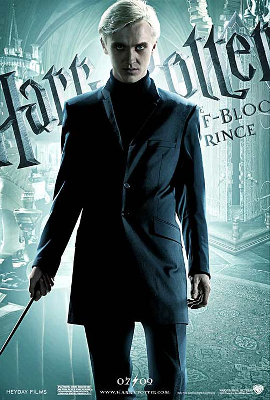 Harry Potter and the Half-Blood Prince Poster #7