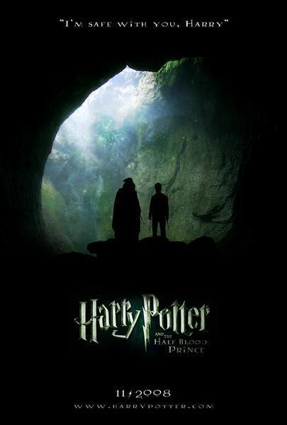 Harry Potter and the Half-Blood Prince Poster #1