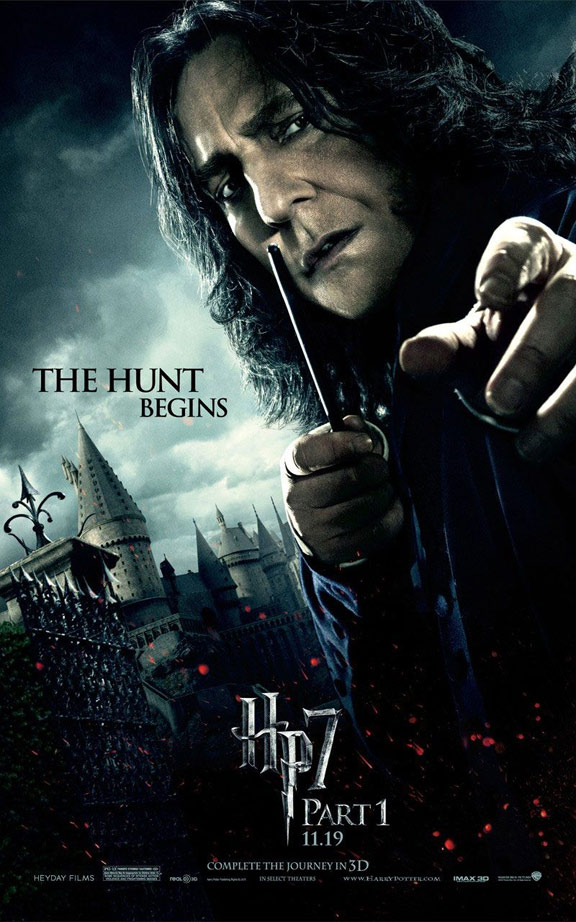 Harry Potter and the Deathly Hallows: Part I Poster #14