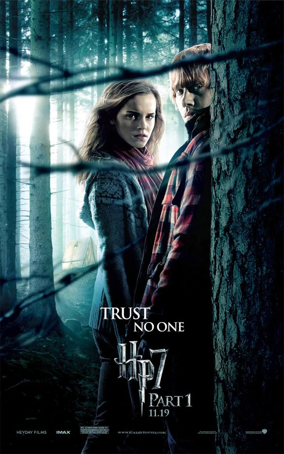 Harry Potter and the Deathly Hallows: Part I Poster #16