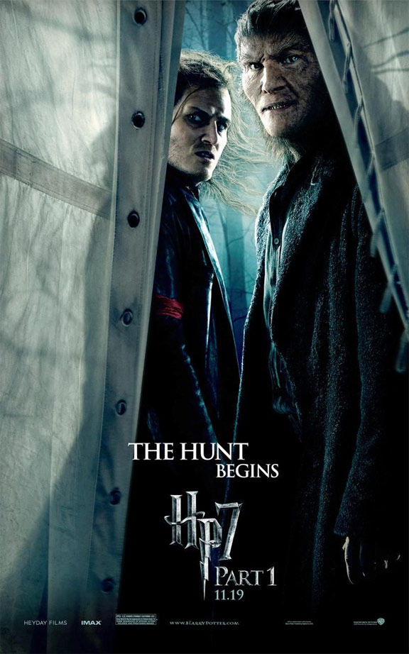 Harry Potter and the Deathly Hallows: Part I Poster #18