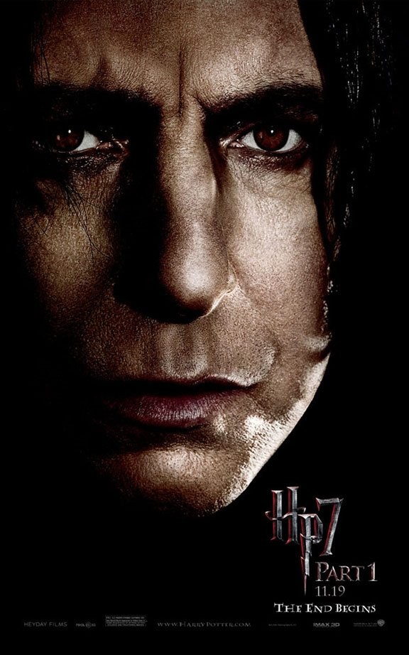 Harry Potter and the Deathly Hallows: Part I Poster #9