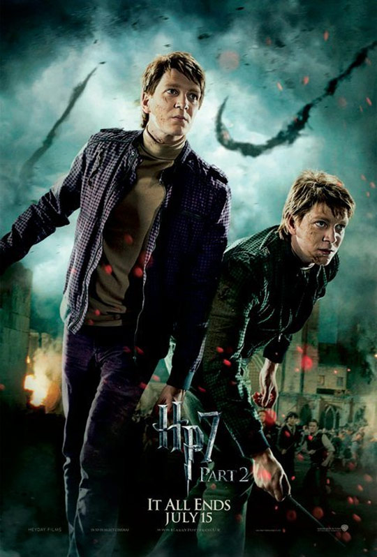 Harry Potter and the Deathly Hallows Part II Poster #10
