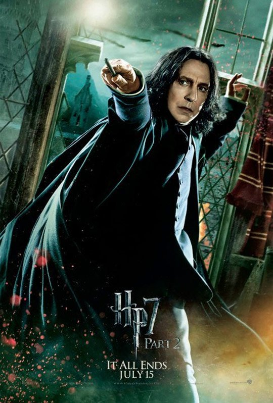 Harry Potter and the Deathly Hallows Part II Poster #14