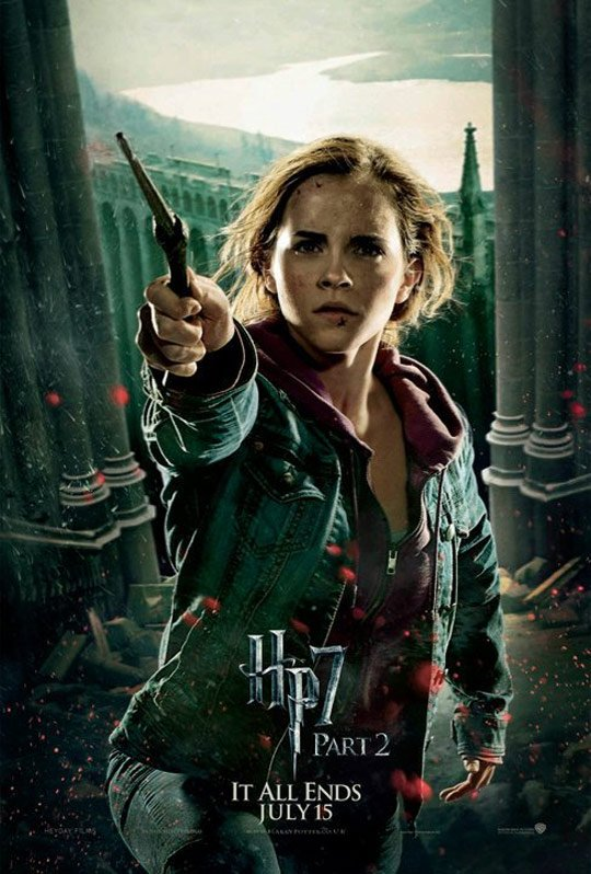 Harry Potter and the Deathly Hallows Part II Poster #15