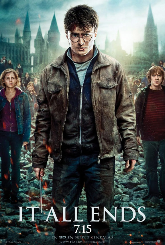 Harry Potter and the Deathly Hallows Part II Poster #22