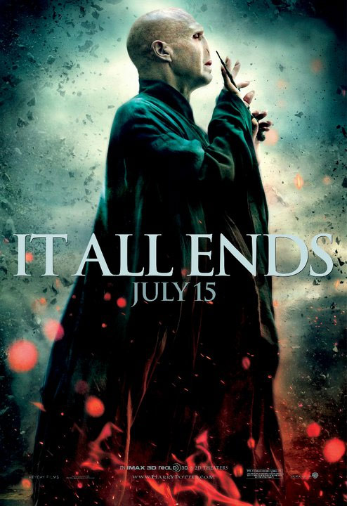 Harry Potter and the Deathly Hallows Part II Poster #29