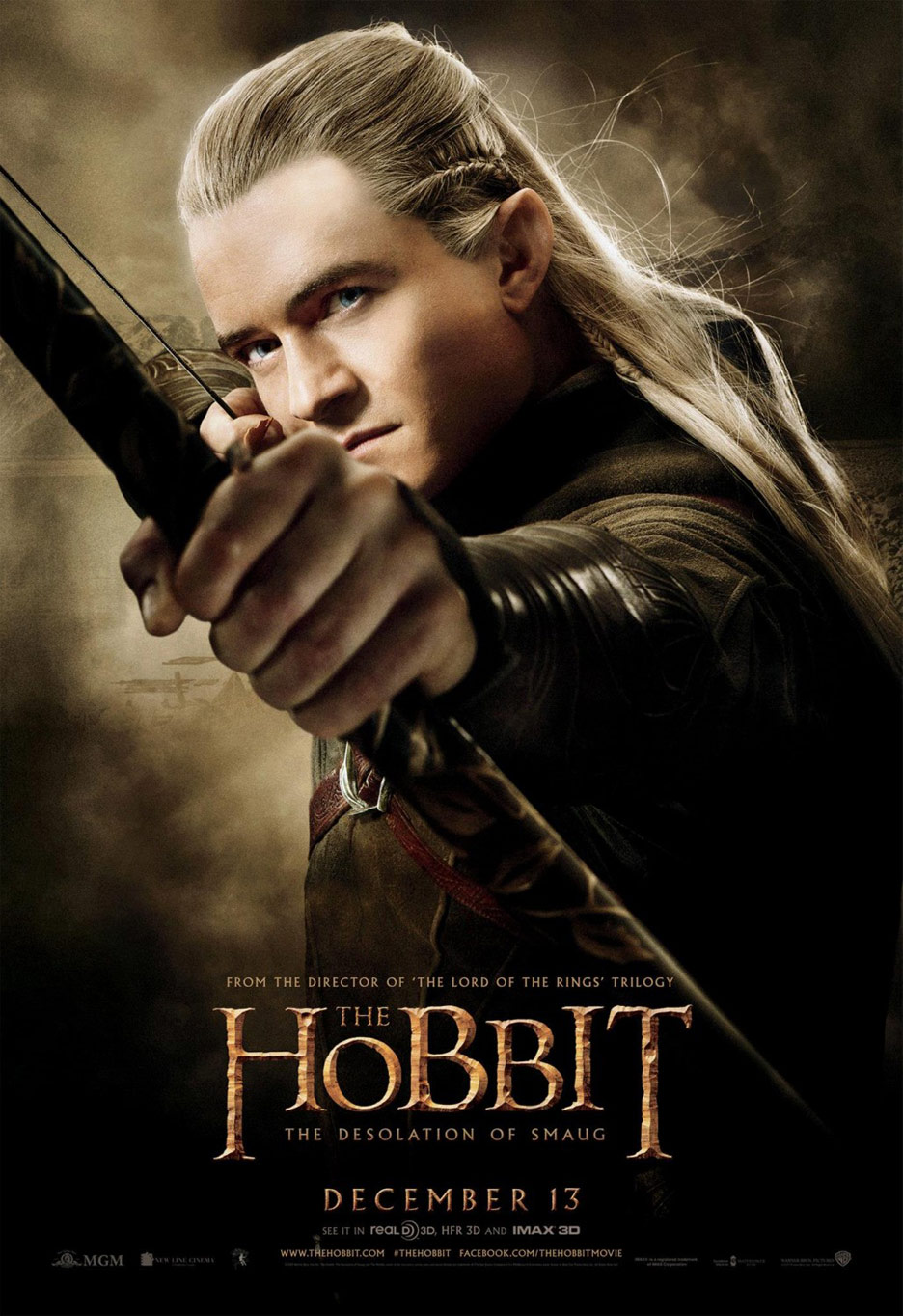 The Hobbit: The Desolation of Smaug Poster #11