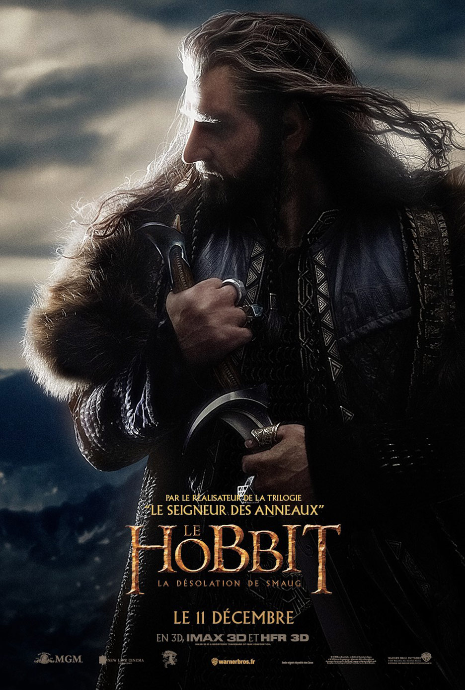 The Hobbit: The Desolation of Smaug Poster #21