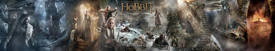 The Hobbit: The Desolation of Smaug Poster #23